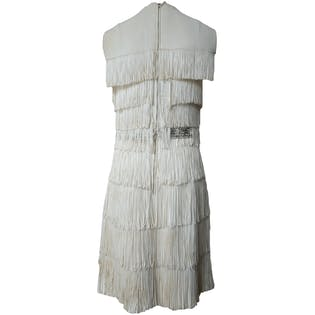 60's Flapper Style Party Dress