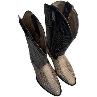70's Cowboy Boots by Oeste Boots