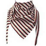 70's Red, White and Blue Striped Neck Scarf