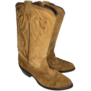 70's Cowgirl Boots