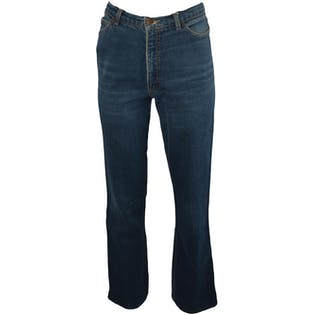 70's Straight Leg Jeans by Calvin Klein