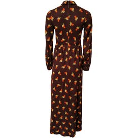 70's Soda Brown Maxi