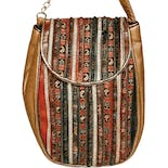 another view of 80's Boho Cross Body Bag by Sharif