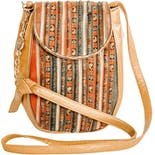 80's Boho Cross Body Bag by Sharif