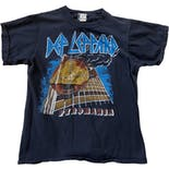 80's Def Leppard Pyromania T-Shirt by Super Fantasy