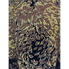 80's Animal Print Oversized Jacket by ABS by Allen Schwartz