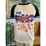 another view of 80's The Who American Tour Tshirt