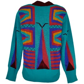 80's Boobtube Sweater by Vivienne Westwood for World's End