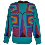 another view of 80's Boobtube Sweater