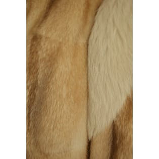 80's Fox Fur Coat by Mandel's