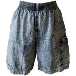 80's High Waisted Acid Wash ShortsbyCherokee