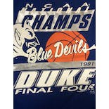 another view of 90's Duke Blue Devils Final Four T-Shirt by Trench