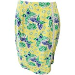 90's Butterfly Print Skirt by Lilly Pulitzer