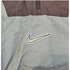 90's Men's Swoosh Graphic Pullover Windbreaker Jacket by Nike