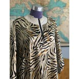 another view of 90's Tiger Caftan by Winlar
