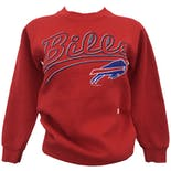 90's Buffalo Bill Graphic Crewneck Sweatshirt by Pro Player