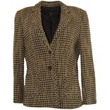Brown Tweed Blazer