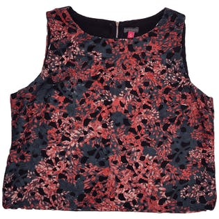 Floral Crop Top by Vince Camuto