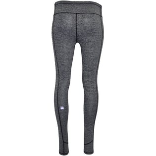 Gray Black Stitched Leggings by Victoria's Secret