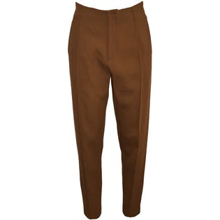 Toffee Twill Trousers