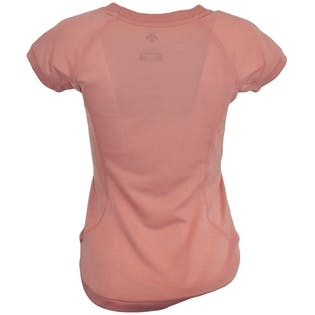 Pink Crossover T-Shirt by Descente