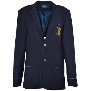 80's Polo Blazer by Ralph Lauren