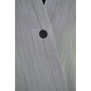 Gray Dress Jacket by Giorgio Armani