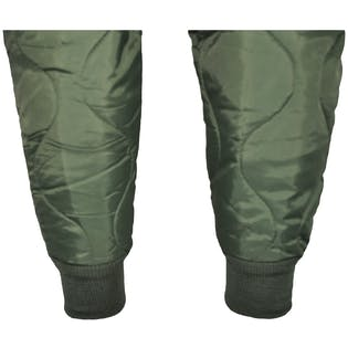 Quilted Army Liner Pants