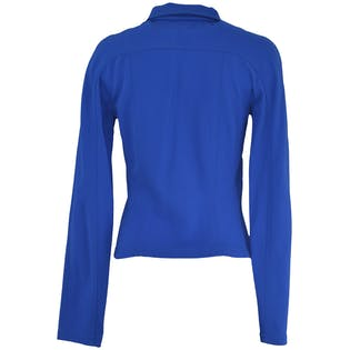 Electric Blue Jacket by Emporio Armani