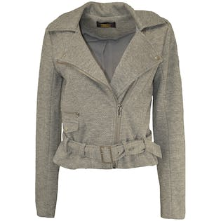 Gray Motorcycle Jacket by Greyline