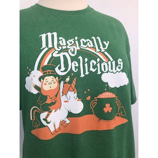 Magically Delicious T-Shirt by Delta Pro Weight