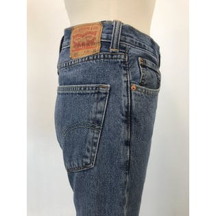 Reworked 550 Washed Jeans by Levi's