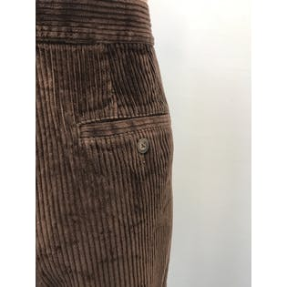 90's Brown Corduroy Pants