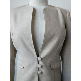 80's 2 Piece Skirt Suit by Collini