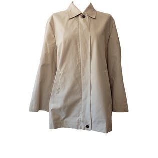 Beige Zip Up Jacket by Weekend Max Mara