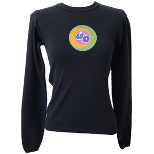 90s Urge Overkill Graphic Long Sleeve T-Shirt