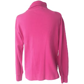 80's Pink Turtle Neck Shirt by Premier