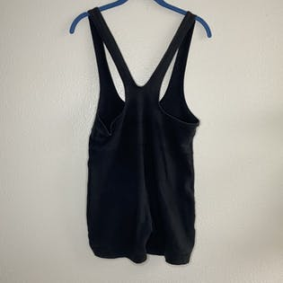 Bodybuilding Stretch Romper Body Suit by Nike