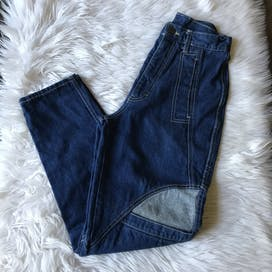 High Waisted Jeans by Cristina's