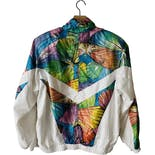 90's Butterfly Windbreaker by Jazz Sport