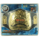 Deadstock Sealed World Wrestling Federation Tag Team Title Championship Belt Replica by WWF