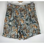 another view of 80's Fish Shorts by Banana Republic