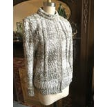 another view of 80's Knit Jacket