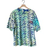 90's Beachy Tie Dye T-Shirt by Ocean Pacific