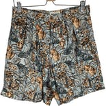 80's Fish Shorts by Banana Republic