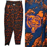 another view of 90's Chicago Bears Pantsby NIXZ