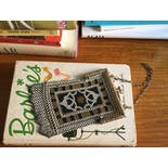 another view of 20's Art Deco Mesh Purse by Mandalian