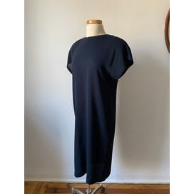90's Minimal Shift Dress