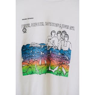 80's The Monkees Single Stitch T-Shirt