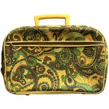 70's Paisley Mini Suitcase